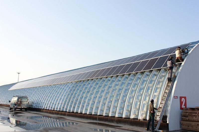 Как производственный цех перешел на даровую энергию солнца map, Доминатор, МикроАРТ, малина, сетевой инвертор, солнечная электростанция, солнечные батареи, солнечные панели