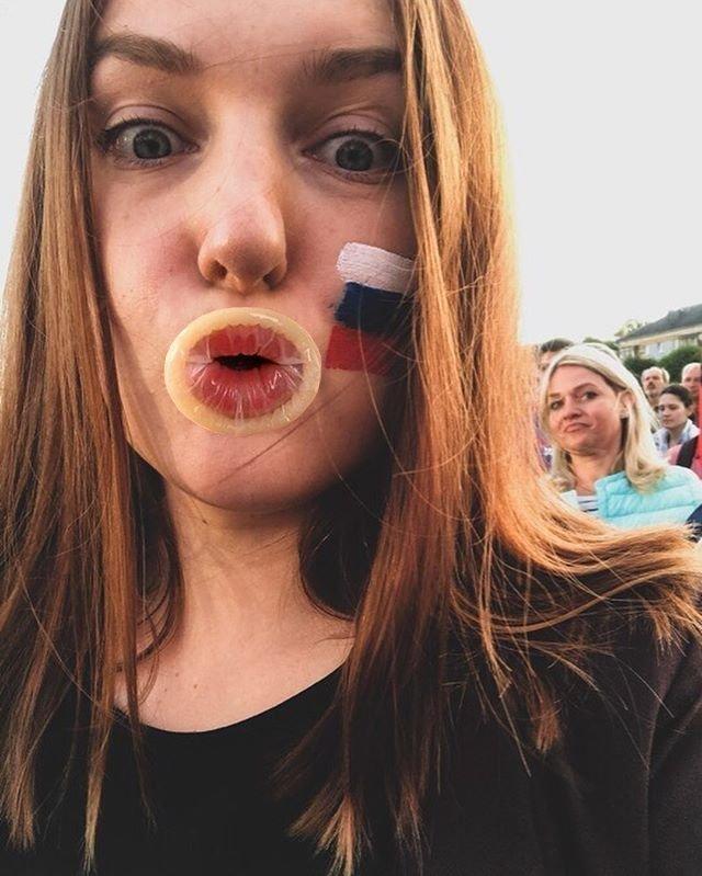 Ебля русских гламурных девочек