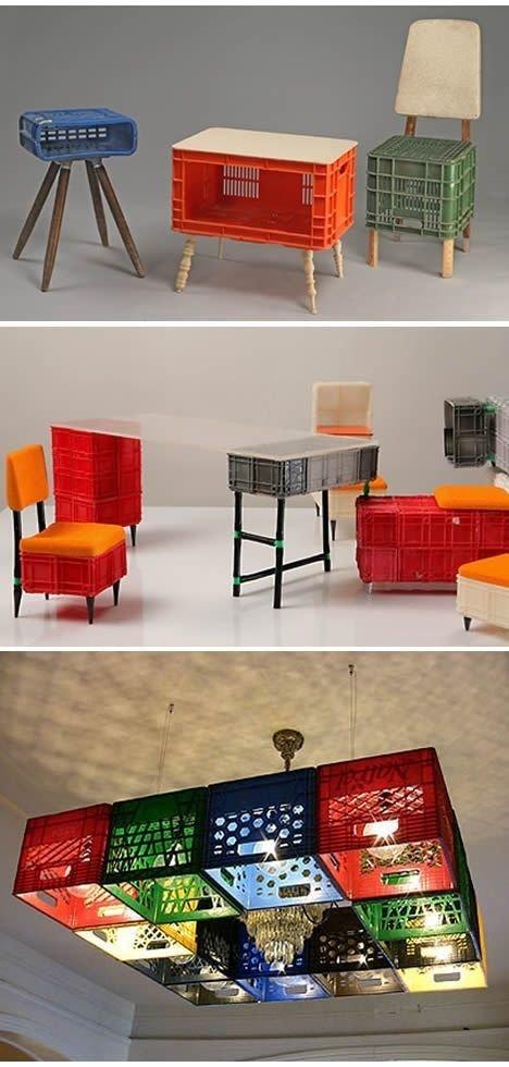 И ящики Фабрика идей, дизайнеры, мебель, фантазия