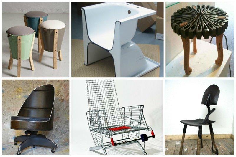 Старые вещи выбрасывают лишь те, у кого нет фантазии Фабрика идей, дизайнеры, мебель, фантазия