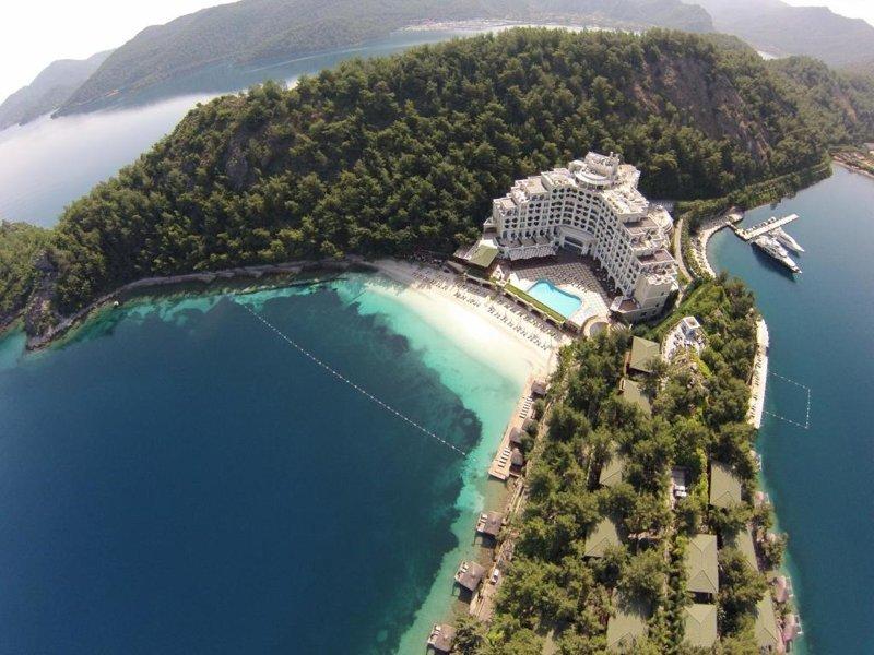 """Турецкий отель занес россиянку в """"черный список"""" за фото в купальнике Angel's Peninsula, ynews, Мармарис, запрет на фото, отдых"""