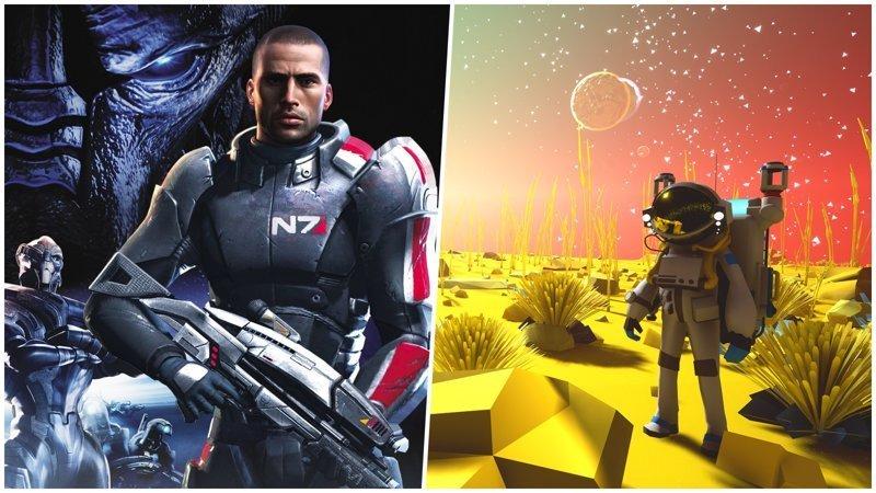 Во что залипнуть на выходных: 10 увлекательных игр про космос выходные, залипалово, игры про космос, компьютерные игры, космос