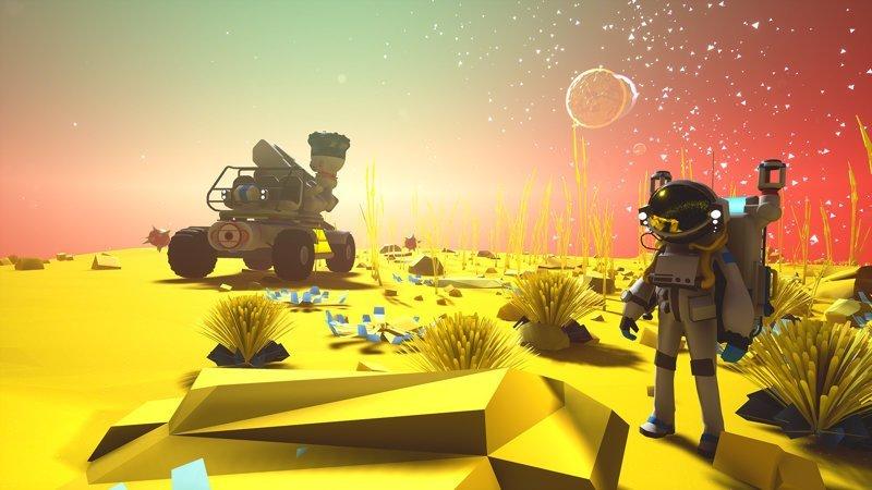 ASTRONEER (2016) выходные, залипалово, игры про космос, компьютерные игры, космос