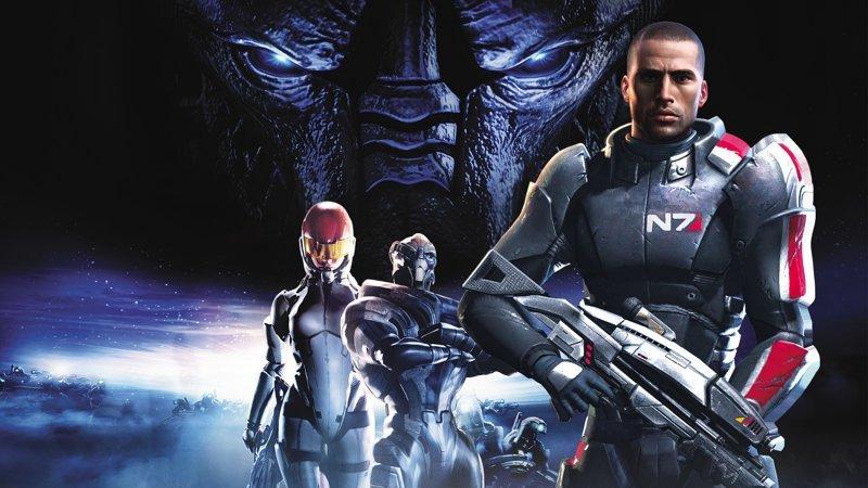 Серия игр Mass Effect выходные, залипалово, игры про космос, компьютерные игры, космос