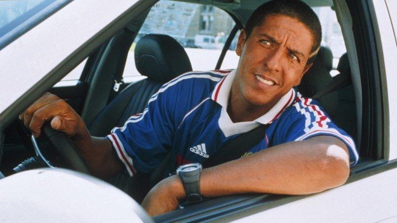 Оригинальная квадрология «Такси» (1998–2007) автомобили, выходные, залипалово, кино, фильмы