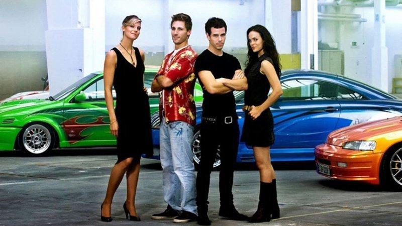 Без тормозов / Fast Track: No Limits (2008) автомобили, выходные, залипалово, кино, фильмы