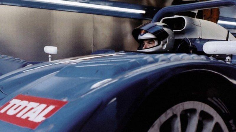 Мишель Вальян: Жажда скорости / Michel Vaillant (2003) автомобили, выходные, залипалово, кино, фильмы