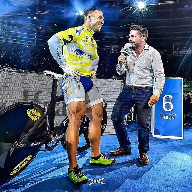 Желаем Роберту новых побед и более мощных ног. Роберт Фёрстеманн, велосипедист, ноги, спорт, тело