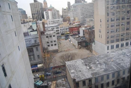 10. Бруклин Отель, вид из окна, вид из отеля, путешествия, туристы, фото