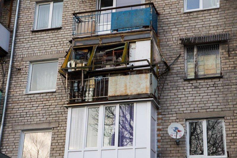 8. Использовать балкон как кладовку СССР, привычки, родом из детства