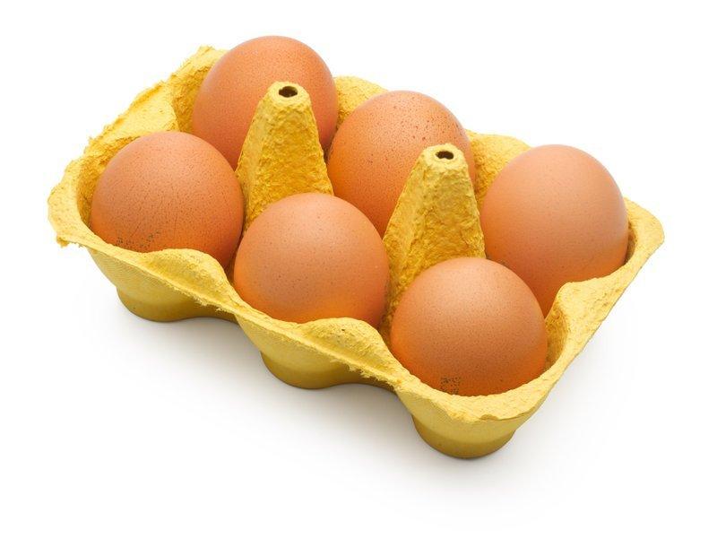 Миф 3. Нет никакой разницы, тупой или острой стороной размещать яйца в подставке вкусно, еда, куриное яйцо, мифы