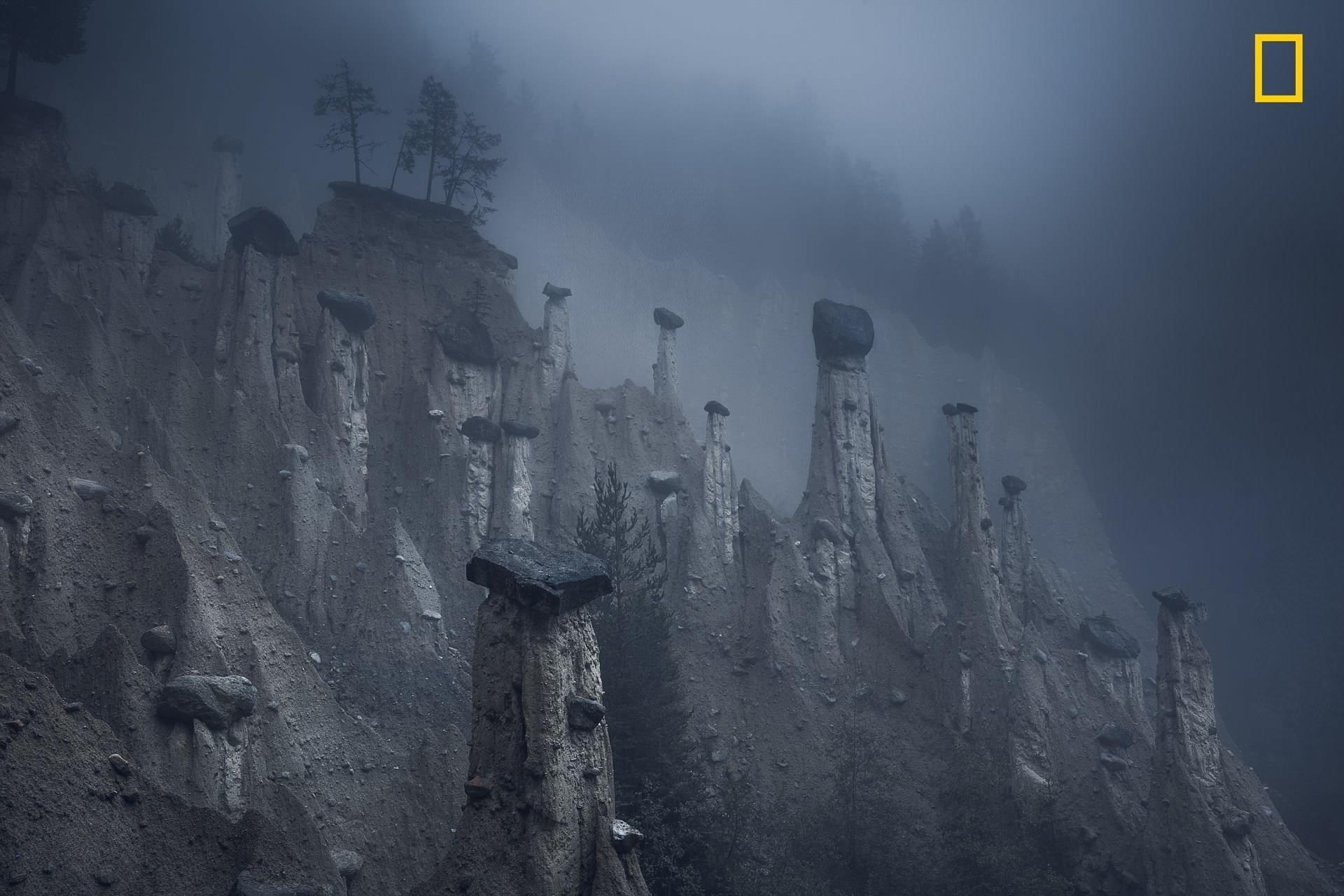 """Фото: Marco Grassi. Южный Тироль, Италия. Третье место в категории """"природа"""" National Geographic Traveler, national geograhic, лучшие фотографии, победители, победители конкурса, фотографии года, фотоконкурс"""