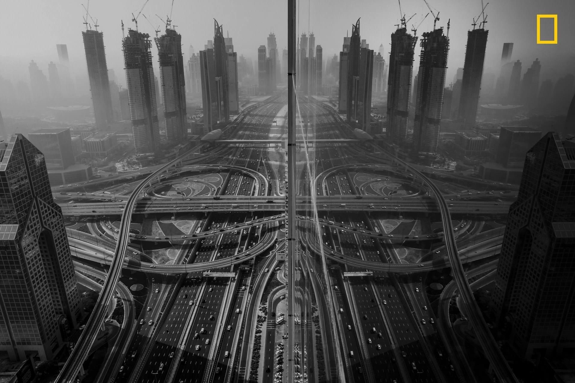 """Фото: Gaanesh Prasad. Дубай. Третье место в категории """"города"""" National Geographic Traveler, national geograhic, лучшие фотографии, победители, победители конкурса, фотографии года, фотоконкурс"""