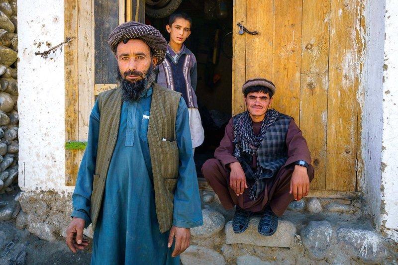 Продавцы в Афганистане  Ваханский коридор, афганистан, вид, горы, природа, путешествие, фотомир
