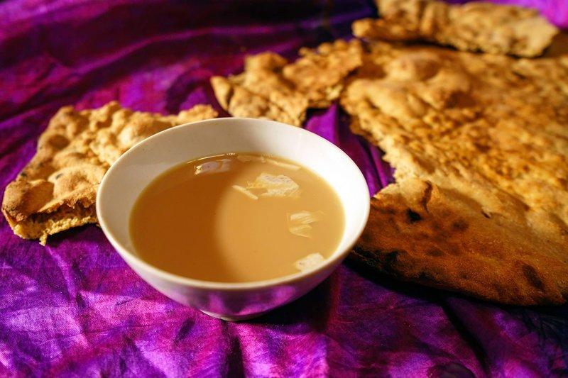 Чай с молоком и солью  Ваханский коридор, афганистан, вид, горы, природа, путешествие, фотомир