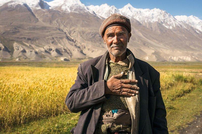 Сердечное приветствие  Ваханский коридор, афганистан, вид, горы, природа, путешествие, фотомир