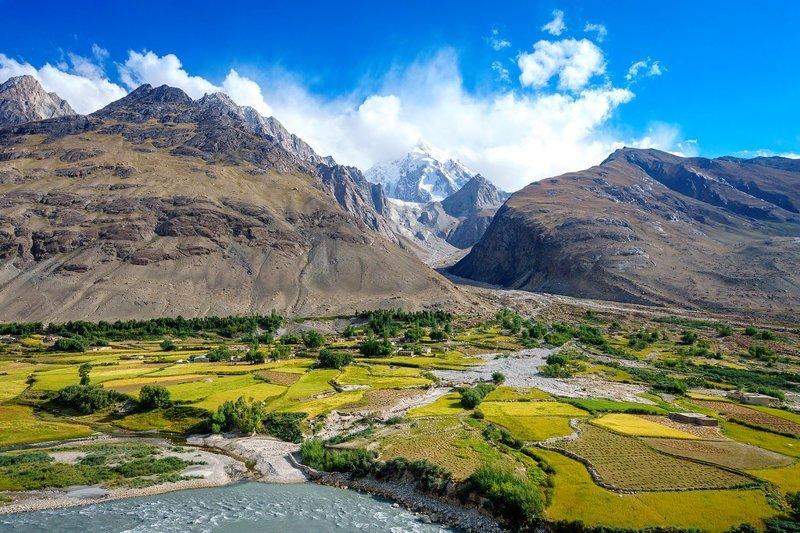 Горная система Гиндукуш Ваханский коридор, афганистан, вид, горы, природа, путешествие, фотомир