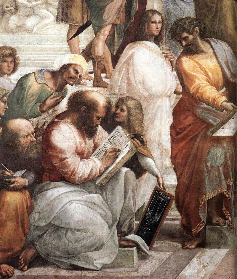 Пифагор: 8 нетривиальных фактов из жизни гения древняя греция, история, факты