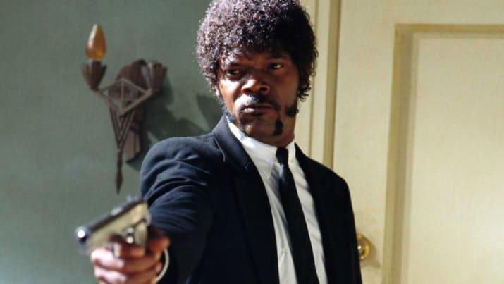 """1. Сэмюэлу Л. Джексону не вручили наград за роль Джулса Уиннфилда в """"Криминальном чтиве"""" актеры, актрисы, знаменитости, известные люди, кино, премии, роли, фильмы"""