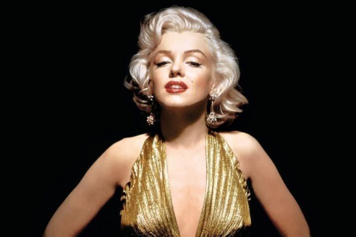 """3. Мэрилин Монро не получала премий за роли в фильмах """"Джентльмены предпочитают блондинок"""" и """"В джазе только девушки"""". Кроме того, актриса ни разу не была номинирована на """"Оскар"""". актеры, актрисы, знаменитости, известные люди, кино, премии, роли, фильмы"""