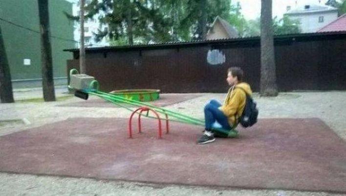 Одинокие люди, которые не унывают! люди, одинокие люди, одиночество, прикол, фото, хитрости, юмор