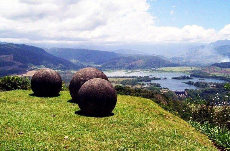 Шары Коста-Рики бобовины, геология, земля, камни, конкреции, чудо