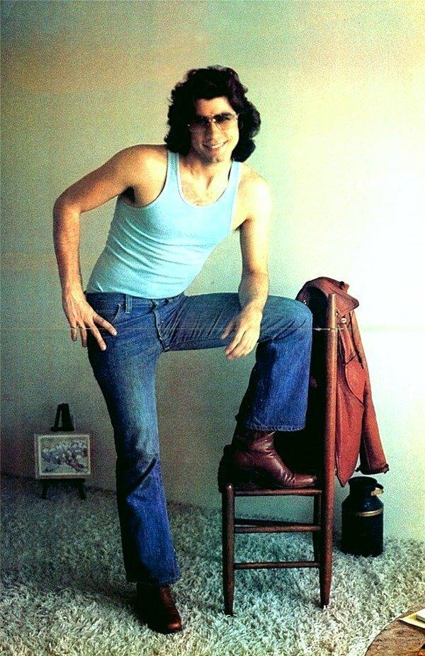 Джон Траволта, 1977 кинематограф, ностальгия, ретро