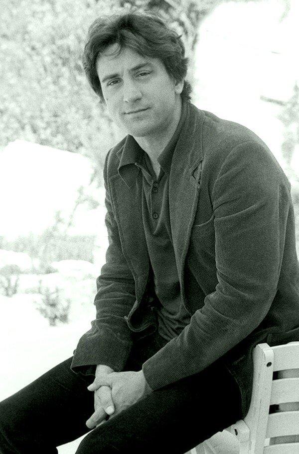 Роберт де Ниро на Каннском кинофестивале 1976 года кинематограф, ностальгия, ретро