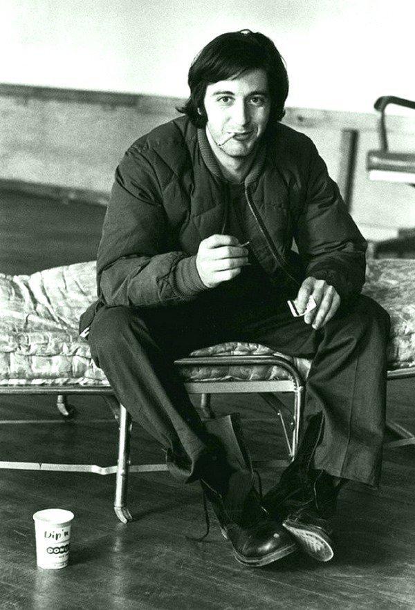 Аль Пачино кинематограф, ностальгия, ретро