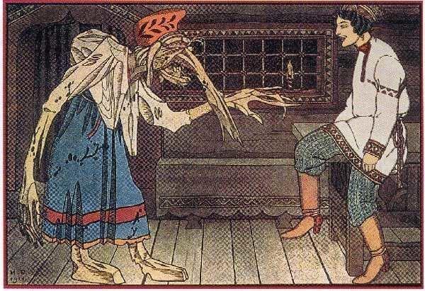 Баба-Яга - славянка? Точнее, праславянка... Баба-Яга, национальность, сказки, страна, ученые