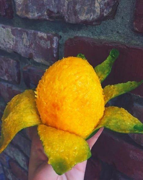 10. Один из способов почистить манго еда, неожиданно, овощи, подборка, редкие фото, фото, фрукты, эксперименты
