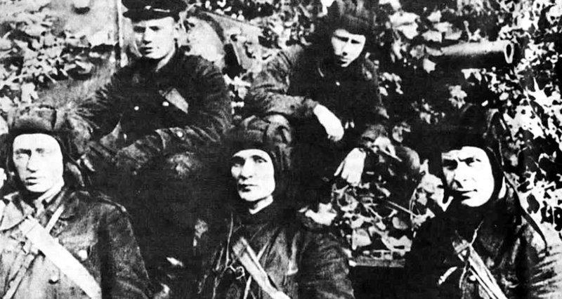 Главные причины победы КВ-1 Колобанова над 22 немецкими танками война, история, факты