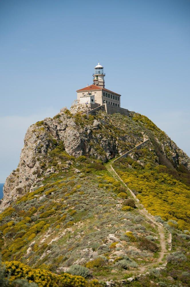 10 очень уединённых маяков и как их найти (часть 13) архитектура, маяк, море, навигация, романтика, сооружения, эстетика