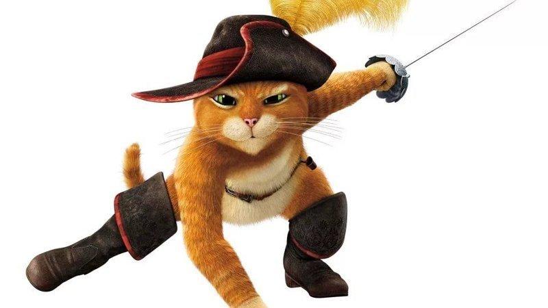 Самые известные коты из мультиков котики, котэ, мульгерои