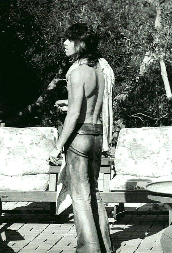 Кит Ричардс, 1972. 1970-ые, Кит Ричардс, Музыка 20 века