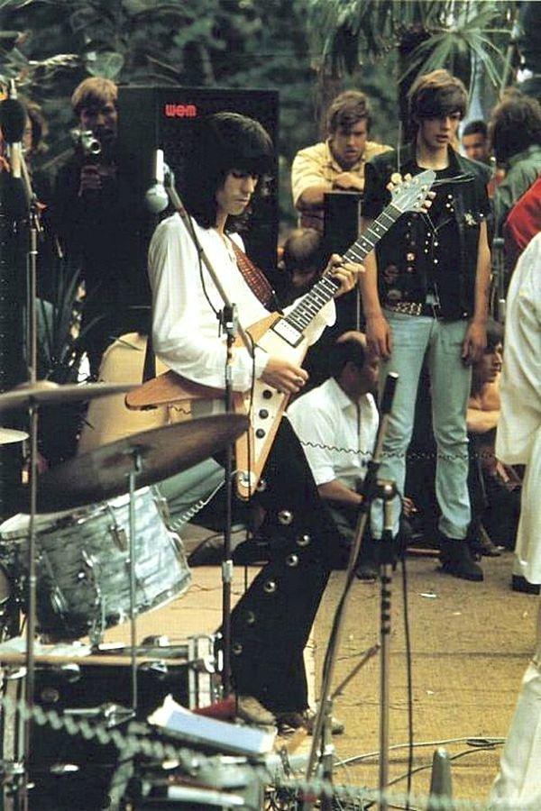 Кит Ричардс. 1970-ые, Кит Ричардс, Музыка 20 века