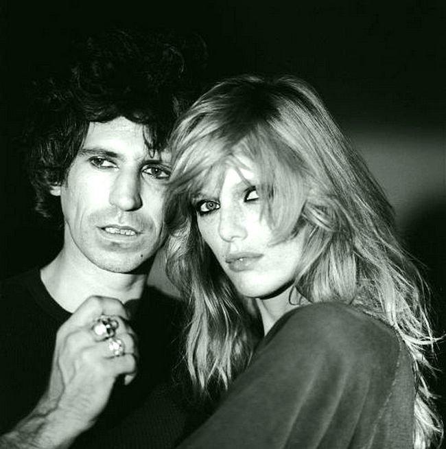 Кит Ричардс и Патти Хансен 1970-ые, Кит Ричардс, Музыка 20 века