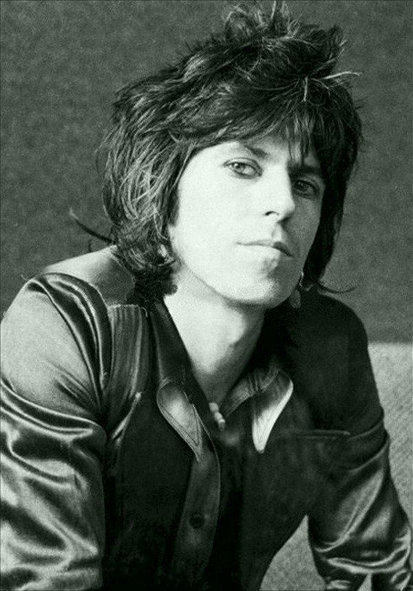 Кит Ричардс 1970-ые, Кит Ричардс, Музыка 20 века
