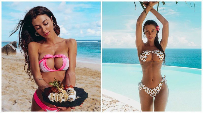 Новый пляжный тренд: перевернутое бикини бикини, вот это да!, девушки в бикини, инстаграмм, купальник, новинка сезона, пляжный сезон, тренд сезона