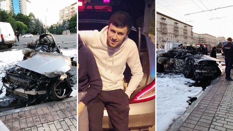 Новая драма на Кутузовском Кутузовский, авто, дагестан, сгорел