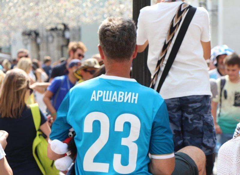 Аршавин снова в деле ЧМ 2018 по футболу, девушки, спорт, футбол, чемпионат мира, чм-2018