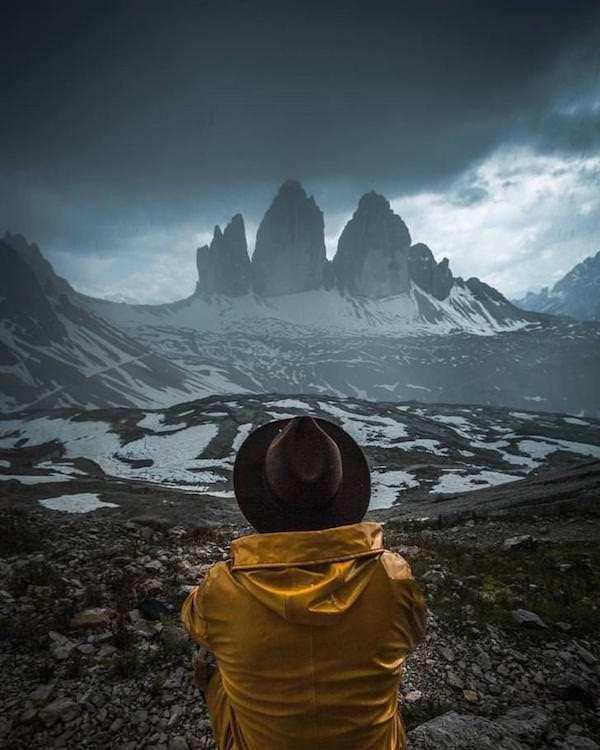 Наедине с природой день, животные, кадр, люди, мир, снимок, фото, фотоподборка