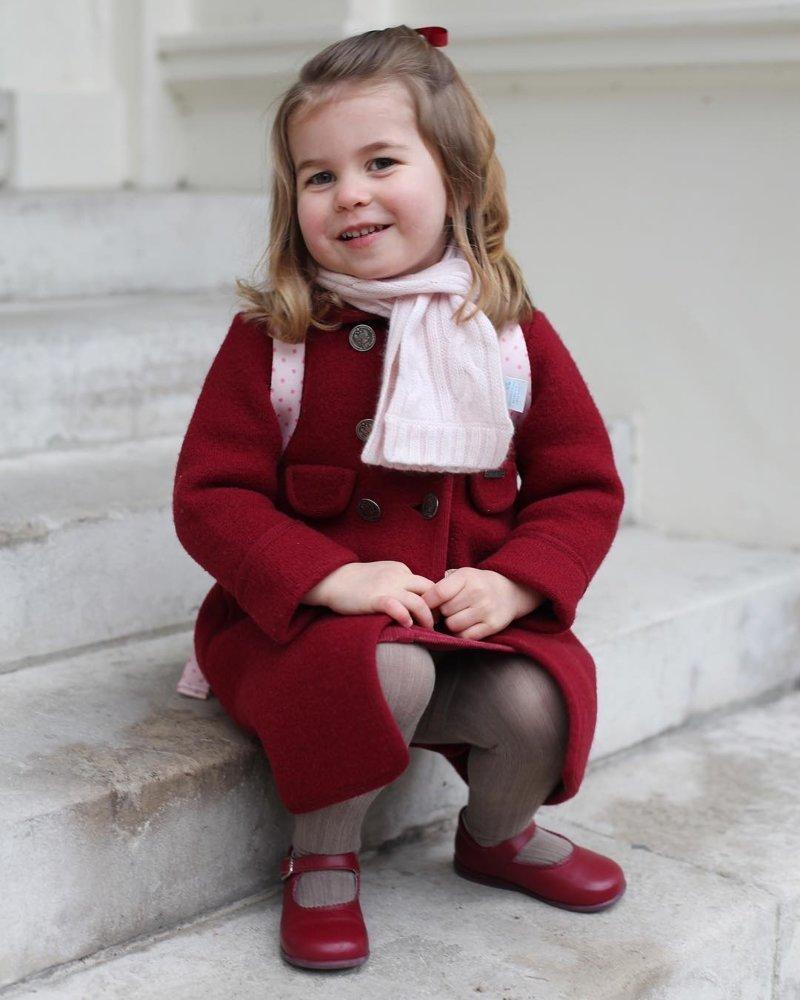 Среди всего прочего, Шарлотта сегодня не имеет права на следующие, казалось бы, безобидные вещи: Шарлотта, в  мире, королевская семья, люди, правила, принцесса, принцесса Шарлотта