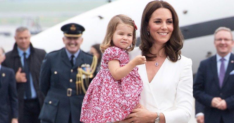 В Интернет попал список того, что должна уметь маленькая принцесса Шарлотта Шарлотта, в  мире, королевская семья, люди, правила, принцесса, принцесса Шарлотта