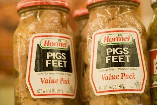 Маринованные свиные ножки блюдо, еда, жиры, как это можно есть, кухня, пища, шедевр