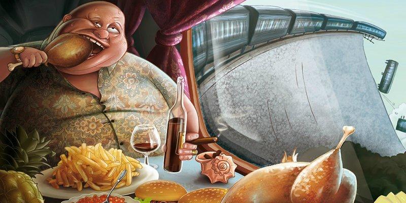 «Жирнее, слаще, вреднее!»: Американская еда, которой нет оправдания блюдо, еда, жиры, как это можно есть, кухня, пища, шедевр