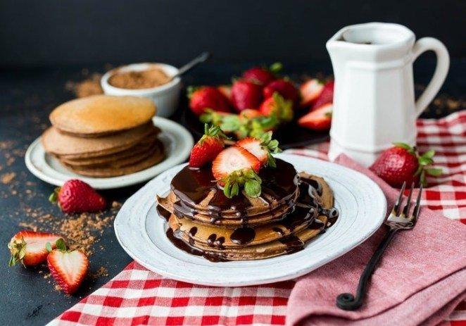 Американский завтрак блюдо, еда, жиры, как это можно есть, кухня, пища, шедевр