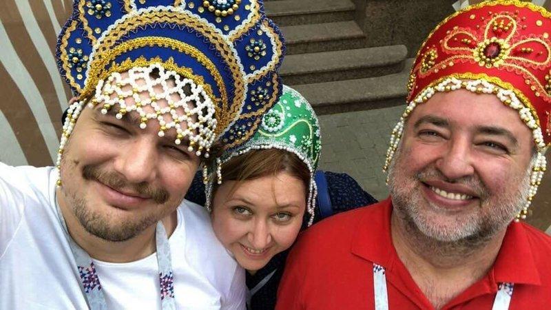 Ну, разве они не прекрасны? мем, мундиаль, победа сборной РФ, смешно, фотожабы, футбол, чм-2018