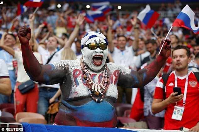 Урааааа! ynews, ЧМ 2018 Россия, ЧМ 2018 по футболу, гуляния, москва, победа, праздник, фоторепортаж