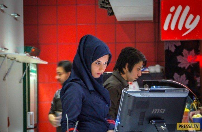 Как живётся женщинам в Иране девушки, история, факты